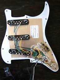 guitar wiring tame static noise and hum foil shielding