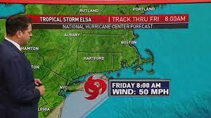 Tropical Storm Elsa: Mass. Impacts ...