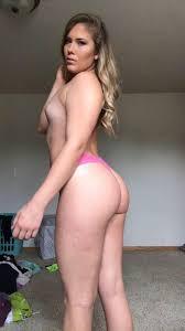 Tiny tits and big ass