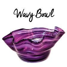 unity glass keepsake bowls