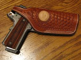l7 custom 1911 100th anniversary model holster