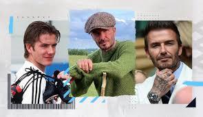 David Beckham im Wandel der Zeit: So hat sich Becks verändert - Seite 1