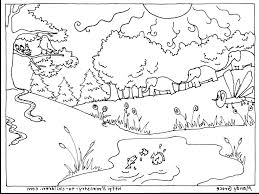 Coloring Pages Creation Coloring Pages Printable Free Bible Story