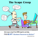 Images & Illustrations of scope creep