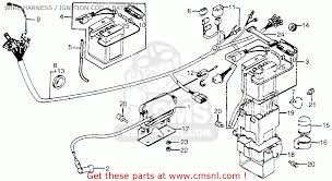 honda ct70 wiring diagram wirdig