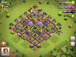 Clans Of Clans Base Design Clashers Here Is The Top 10 Clash Of Clans Town Hall