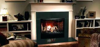 b vent gas fireplace direct through existing chimney