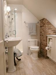 Small Picture Best 25 Attic bathroom ideas on Pinterest Green small bathrooms
