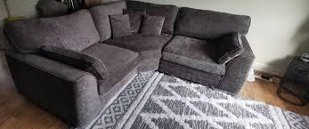 scs corner sofa in sighthill