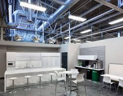 Office kitchen design Large New Hub Modernizing The Office Kitchen Modern In Denver Rethinking Office Kitchen Design