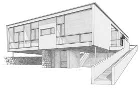 perspective drawings of buildings. Coloring Page: House (Buildings And Architecture) #116 - Printable Pages Perspective Drawings Of Buildings