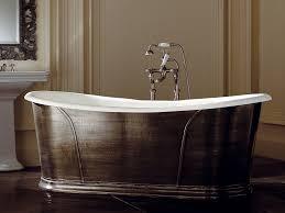 Freestanding cast iron bathtub CAMELOT by Devon&Devon