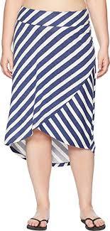 Aventura Clothing Womens Plus Size Janessa Skirt At Amazon