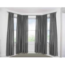 bay window curtain rod set 58 inside dimensions 2000 x 2000
