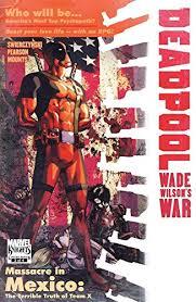 Amazon | Deadpool: Wade Wilson's War #3 (of 4) (English Edition) [Kindle  edition] by Swierczynski, Duane, Pearson, Jason, Pearson, Jason |  Superheroes | Kindleストア