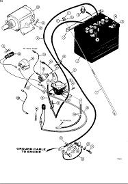 Electric Lawnmower Wiring Diagram