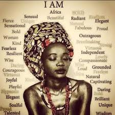 African American Beauty Quotes Best of I Am Black Psychological Trauma Recovery Vision Board 24