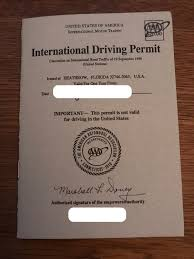 License Get An How idp Where International Drivers And To Permit REgRqwXW5x