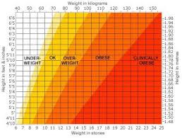 Morbidly Obese Chart We Need To Be Careful About Our