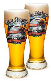 pilsner veterans gifts for men or women american solr beer glware true patriot barware gles set of 6 23 oz walmart