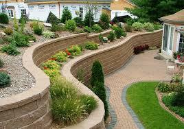 retaining wall design ideas