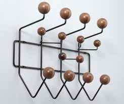 Vitra Coat Rack Chic Eames Hang It All Coat Rack Original Chairish Architecture 75