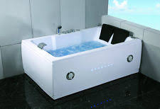 2 person whirlpool tub. New 2 Person Indoor Whirlpool Jetted Hot Tub SPA Hydrotherapy Massage Bathtub EBay