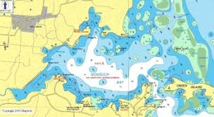 Antigua Chart Nonsuch Bay A Cruising Guide On The World Cruising And