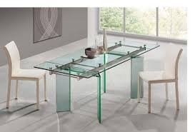 glass dining room table extendable on expandable glass dining room table