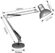 table lamps for office. Office Table Lamp Design Ideas 18152 Adjustable Modern Desk Reading Light Led 1 Lamps For E