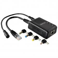 Amcrest Active <b>PoE Splitter Adapter</b>, IEEE 802.3af compliant, Up To ...