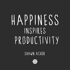 Productivity Quotes Simple Inspiration Boost The Link Between Happiness And Success