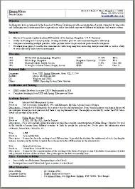 Resume Templates Engineering Awesome How To Write A One Page Resume Template Unique Executive Resume How