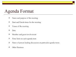 New Nonprofit Board Meeting Agenda Template Directors Ideas Sample ...