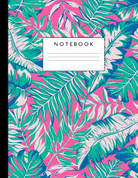 12 Design Compositions Notebook Cute Lined Journal Ruled Composition Note Book To