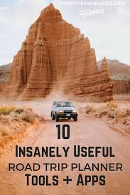 10 Insanely Useful Road Trip Planner Tools Apps For Your Best Trip