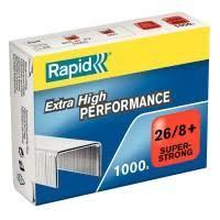"""Где купить Rapid Скобы для <b>степлера</b> """"Super Strong"""", N26/8+ ..."""