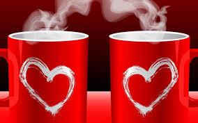 coffee cups with coffee love. Fine Coffee 5120 X 3200  4K UHD WHXGA With Coffee Cups Love