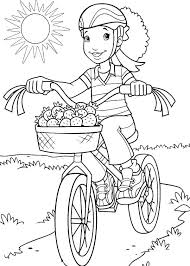 Bmx Coloring Pages Coloring Coloring Pages Bike Coloring Pages Holly