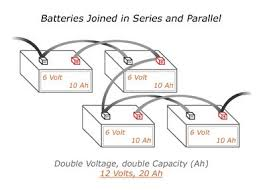 understanding battery configurations battery stuff batteries joined in series and parallel