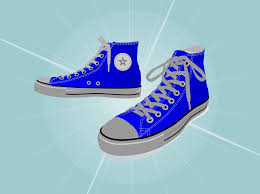 converse shoes logo vector. all star sneakers converse shoes logo vector