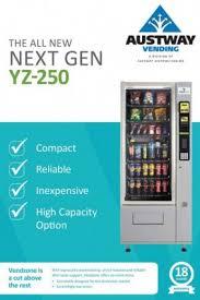 Vending Machines Perth Interesting New Vending Machines Austway Vending Machines Perth