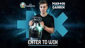 Martin Garrix: Offizieller Musikkünstler der UEFA EURO 2020.
