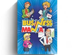 Fun Business Games Business Mania Board Game Indiegogo