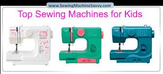 Teen Sewing Machine