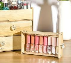 diy makeup organizer wood wooden storage box makeup organizer jewelry container wood drawer organizer handmade cosmetic