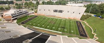 bb t field at wake forest university