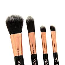full makeup brush set. makeup revolution pro go mini brush set full w