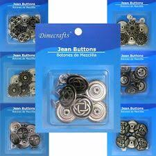 Stud/Jeans Sewing <b>Buttons</b> for sale | eBay