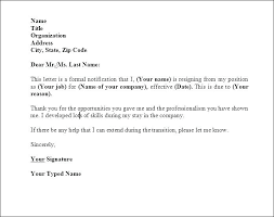 Sample Letters Of Resignation Unique Letter Resignation Format In Word Simple Document Sample Photos Of